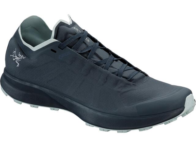 Arc'teryx Norvan SL GTX Shoes Dame black sapphire/continuum